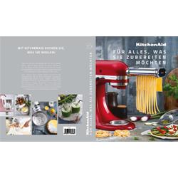 KitchenAid Zubehör für alle Küchenmaschinen, CCCB_DE, Kochbuch Culinary Center