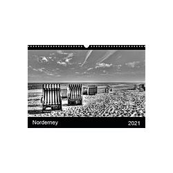 Norderney (Wandkalender 2021 DIN A3 quer)