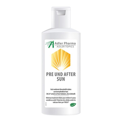 MINERALSTOFF Pre u.After Sun mit Aloe Vera Gel 200 ml