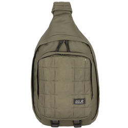 Jack Wolfskin TRT 10 Bag Umhängetasche 45 cm grape leaf