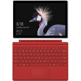 Microsoft Surface Pro 5 12,3 i7 16 GB RAM 1 TB SSD Wi-Fi silber