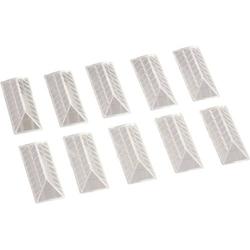Auhagen 80203 H0 Oberlichtfenster Klar (L x B x H) 34 x 13 x 8mm Kunststoffbausatz