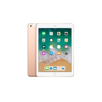 Apple iPad 9.7 (2018) 128GB Wi-Fi + LTE Gold