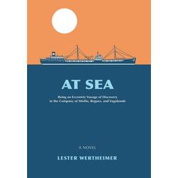 At Sea als Buch von Lester Wertheimer