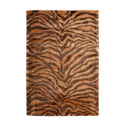 Gallazzo Teppich im Zebra-Design