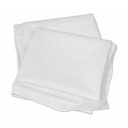 Tücher, weiß, 55 x 55 cm, 2 Stück