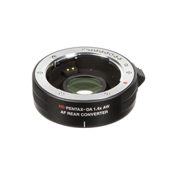Pentax DA HD AF-Konverter 1,4x AW Objektiv