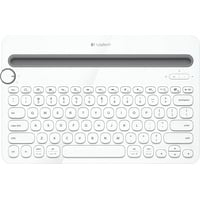 Bluetooth Multi-Device Keyboard DE weiß (920-006351)