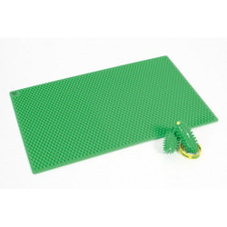TOGU Brasil Base mit Brasil 2er-Set, grün