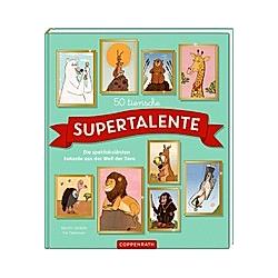 50 tierische Supertalente. Martin Jenkins  - Buch