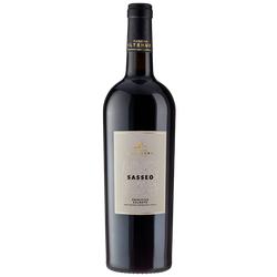 Sasseo Primitivo Salento - 2018 - Masseria Altemura - Italienischer Rotwein