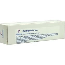 MANDRAGORA 5% Salbe 25 g