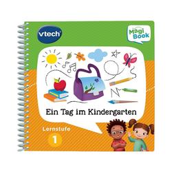 Vtech® Lernspielzeug Lernstufe 1 - Ein Tag im Kindergarten