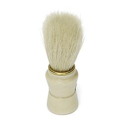 Rasierpinsel, Pinsel aus Kunststoff, sichtbare Borstenlänge 45 mm, 1 Stück