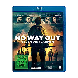 No Way Out - Gegen die Flammen - DVD  Filme