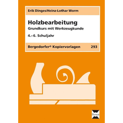 Holzbearbeitung