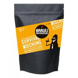 "Kaffeebohnen Baruli Kaffeerösterei ""Survival Mischung Kaffee"", 1 kg"