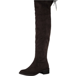 Overknees Overknee-Stiefel braun 37