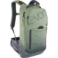 EVOC Trail Pro 10L Rucksack light olive/carbon grey S/M 2021 Fahrradrucksäcke