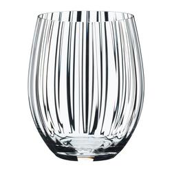 RIEDEL Glas Gläser-Set Optic O Longdrink 2er Set 580ml, Kristallglas