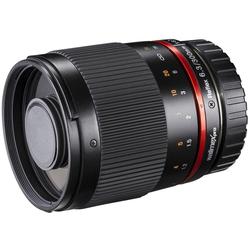 walimex pro 300mm F6,3 DSLR Spiegel Nikon F Objektiv