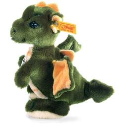 Steiff 015076 Raudi Drachenjunge, 17 cm, grün