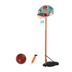 HOMCOM Basketballständer Basketballständer mit Ball