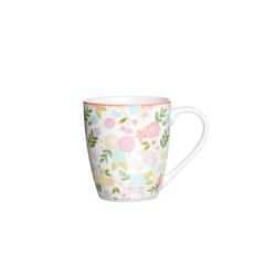 Ritzenhoff & Breker / Flirt Kaffeebecher Sweet Flirt in bunt/weiß, 360 ml