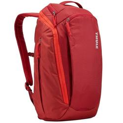 Thule Rucksack Thule EnRoute Backpack Tasche Rucksack für MacBook Ultrabook Notebook, modernes Design rot