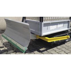 Schneeschild mechanisch mit Adapter Raupen Dumper RC360, 850mm