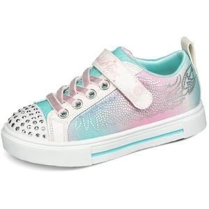 Skechers Mädchen Twinkle Sparks Winged Magic Sneaker, Wmlt, 29 EU
