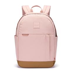 Pacsafe Go Rucksack RFID 36,5 cm Laptopfach sunset pink