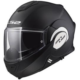 LS2 FF399 Valiant Solid Noir Matt-Black