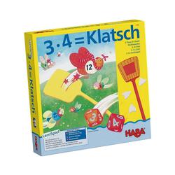Haba Lernspielzeug HABA 4538 3 x 4 = Klatsch