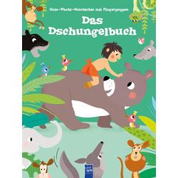 Das Dschungelbuch: Buch von