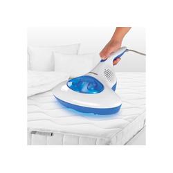 CLEANmaxx Handstaubsauger, Milben-Handstaubsauger blau