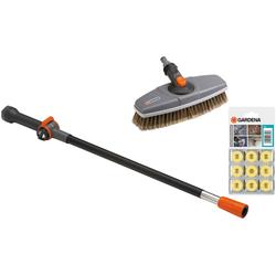 Autowasch-Set 05580-20, GARDENA, inkl. Bürste, Wasserstiel und Shampoo