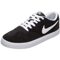 Nike Wmns SB Check Solarsoft black/ white, 40.5