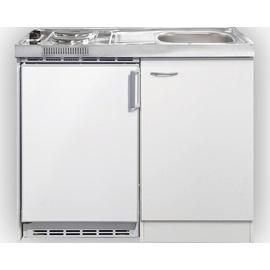 Flex-Well Pantryküche 100 cm weiß Preisvergleich - billiger.de