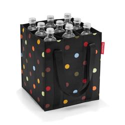 REISENTHEL® Flaschenkorb bottlebag für 9 Flaschen Dots