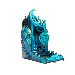 e-Raptor Spiel, e-Raptor Dice Tower Cthulhu's Ocean (Höhe 24 cm)
