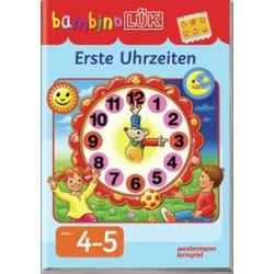 LÜK BambinoErste Uhrzeiten 7861