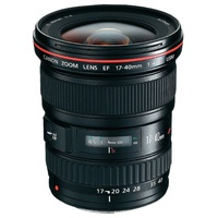 Canon EF 17-40mm F4,0L USM
