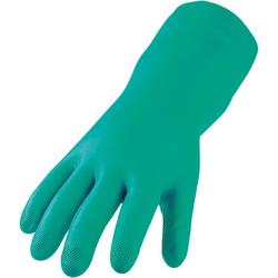 Chemiekalienschutz- Handschuh Grün Größe 10