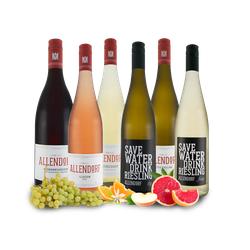 Kennenlernpaket Weingut Allendorf Rheingauer Wein mit 6 Fl.