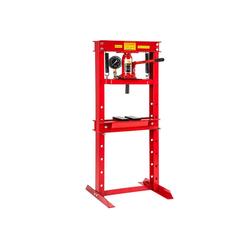 tectake Werkzeug Hydraulikpresse mit 12t Pressdruck