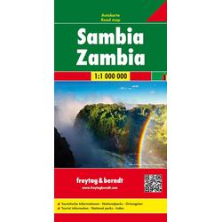 Sambia 1 : 1 1 000 000