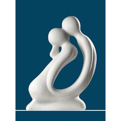 GILDE Dekofigur Sculptur Francis Kuss