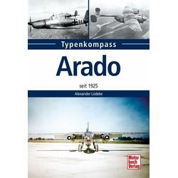 Typenkompass Arado: Buch von Alexander Lüdeke