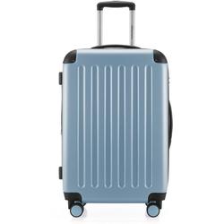 Hauptstadtkoffer Hartschalen-Trolley Spree, 65 cm, pool blue, 4 Rollen